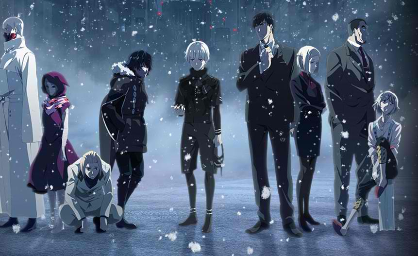 Tokyo Ghoul Season 3 Release