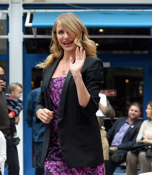 Rumored Pregnant Cameron Diaz Excited To Have A Baby With ...Cameron Diaz Pregnant Age