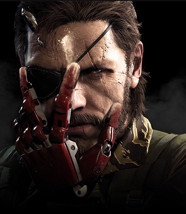 Metal Gear Solid V : The Phantom Pain PS4 Release Date